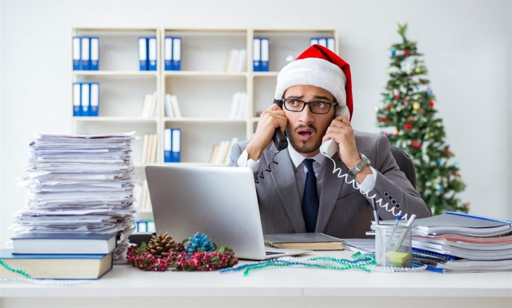 It Doesn't Show Signs of Stopping: Beating Burnout in the Busy Season