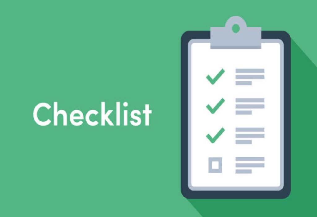 Office Reopening Checklist